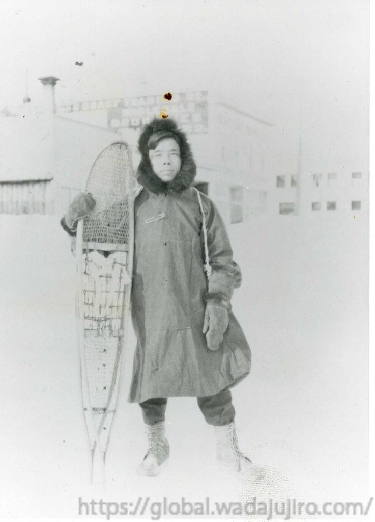 Jujiro Wada, Seward