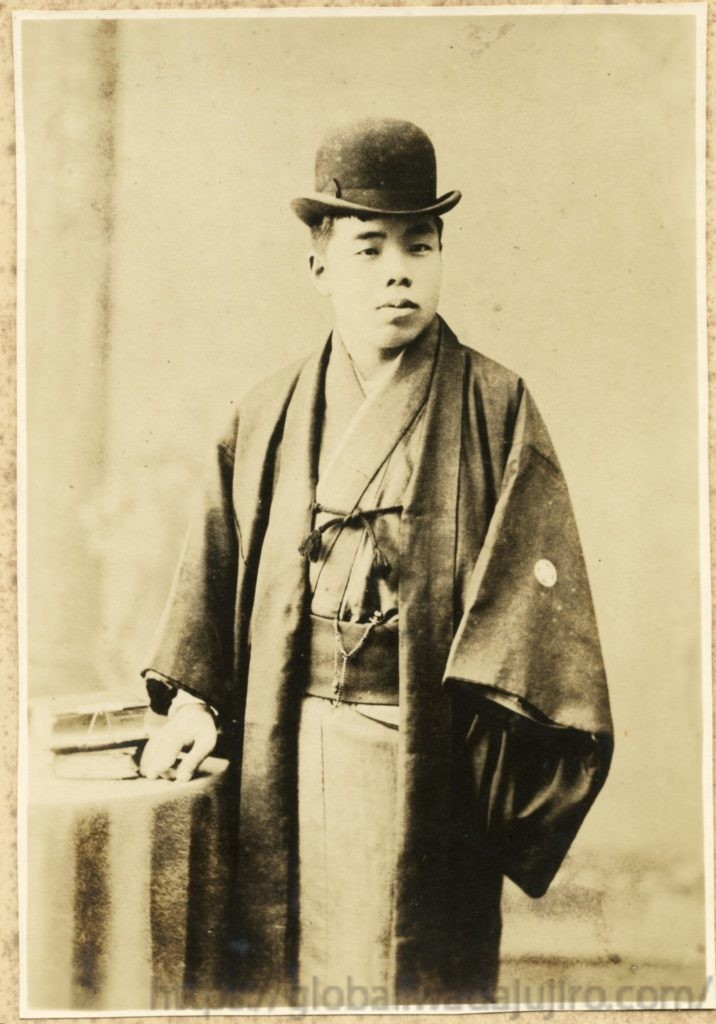 Jujiro at age of 17
